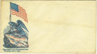 Patriotic Cover, The Constitution and The Laws (Image1)
