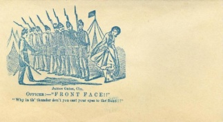 Patriotic Cover, Front Face