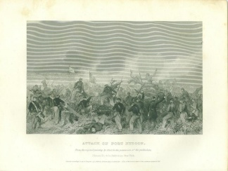 Battle Of Port Hudson, Louisiana
