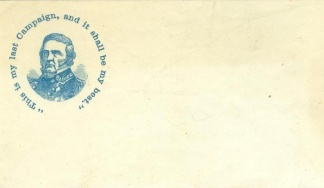 Patriotic Cover, General Winfield Scott (Image1)