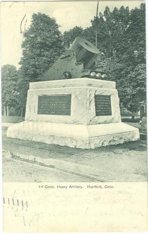 1st Connecticut Heavy Artillery, Hartford, Connecticut (Image1)