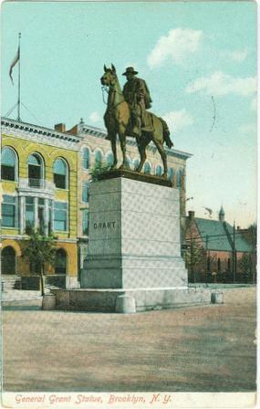 General Ulysses S. Grant Statue, Brooklyn, New York (Image1)