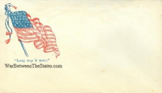 Patriotic Cover, Long May It Wave (Image1)