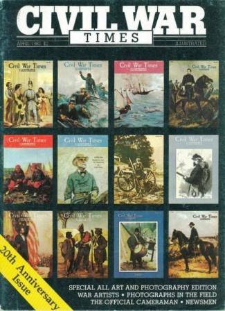 Civil War Times Illustrated (Image1)