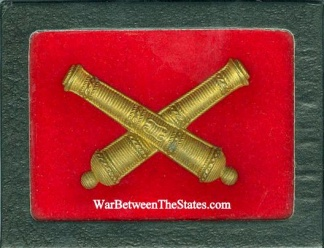 U.s. Army Artillery Officers Hat Insignia