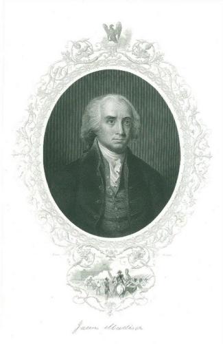 President James Madison (Image1)