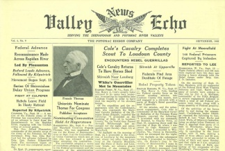 Valley News Echo, Hagerstown, Maryland