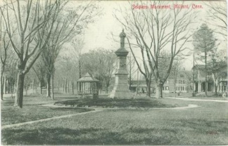 Soldiers Monument, Milford, Connecticut (Image1)