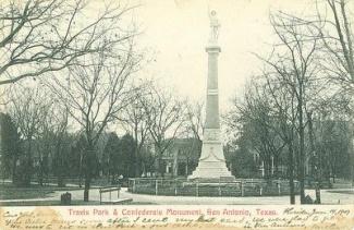 Confederate Monument, San Antonio, Texas (Image1)
