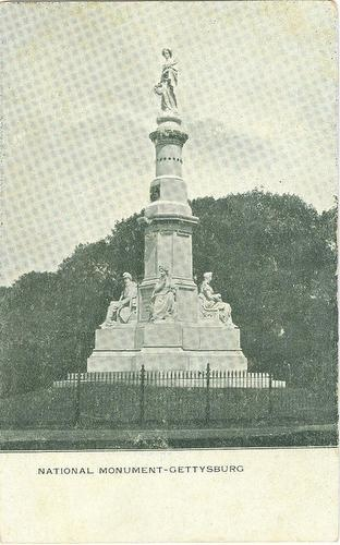 Soldiers' National Monument, Gettysburg National Cemetery (Image1)