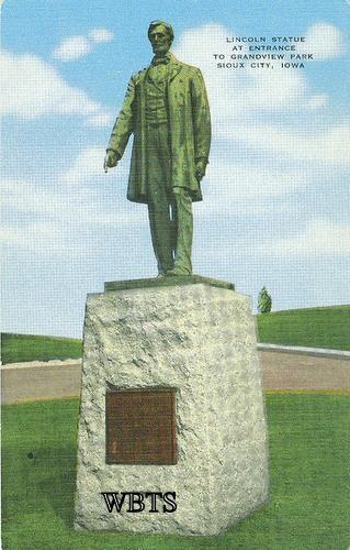 Abraham Lincoln Statue, Grandview Park (Image1)