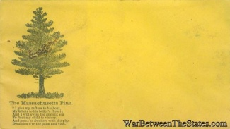 Patriotic Cover, The Massachusetts Pine