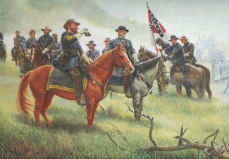 Lee's Old War Horse, General Longstreet At Gettysburg