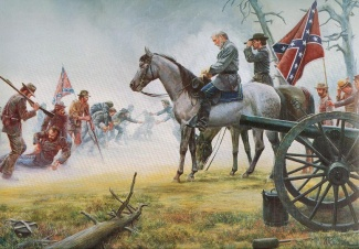 It's All My Fault, General Robert E. Lee At Gettysburg
