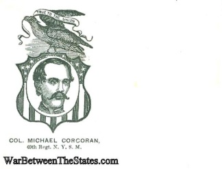 Colonel Michael Corcoran, 69th New York Regiment (Image1)