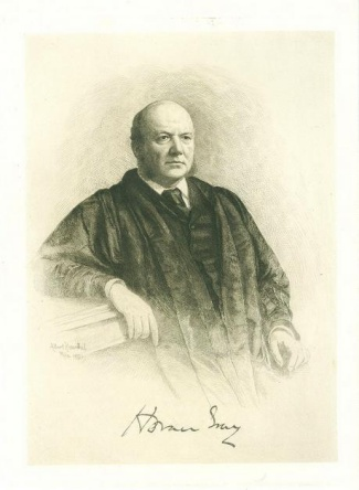 Horace Gray, U.s. Supreme Court Justice