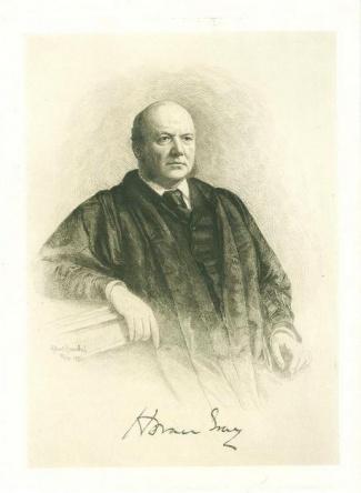 Horace Gray, U.S. Supreme Court Justice (Image1)
