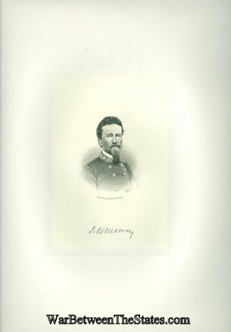 Confederate General Dabney H. Maury