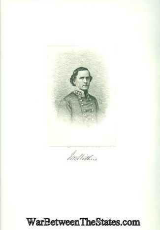 Confederate General Jones M. Withers