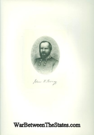 Confederate General John H. Forney