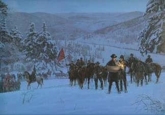 Confederate Winter