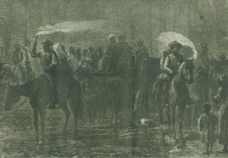 Negroes Escaping Out of Slavery (Image1)