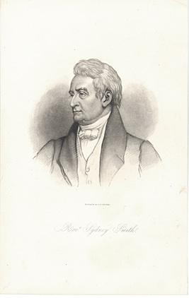 Reverend Sydney Smith (Image1)