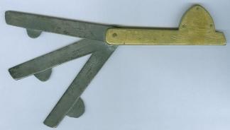 Civil War Era Brass Medical Bleeder (Image1)