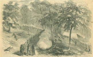 The Battle Of South Mountain, Maryland