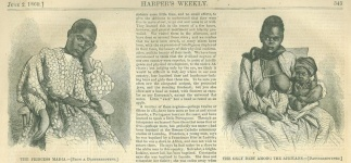 Slaves & The Barracoon At Key West, Florida Where The Africans