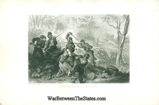 The Death of Colonel Edward D. Baker (Image1)