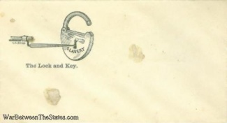 Patriotic Cover, The Lock and Key (Image1)