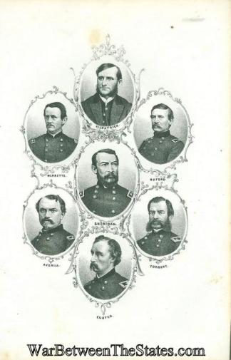 Union Cavalry Commanders (Image1)