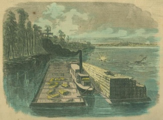 The Tug Rumsey Accoutered For Running The Rebel Batteries (Image1)