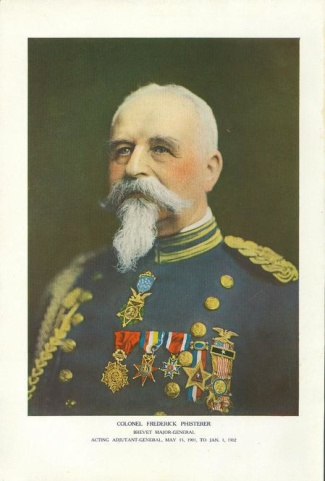 Colonel Frederick Phisterer (Image1)