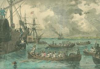 Reinforcement of Fort Pickens, Florida (Image1)