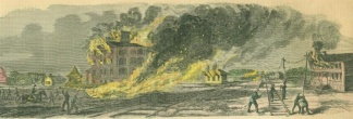 Destruction of Rebel Property at Jackson, Mississippi (Image1)