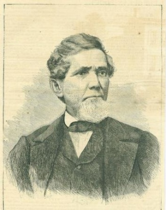 James M. Wells, Governor Of Louisiana