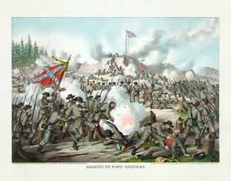 Assault on Fort Sanders, Knoxville, Tennessee (Image1)