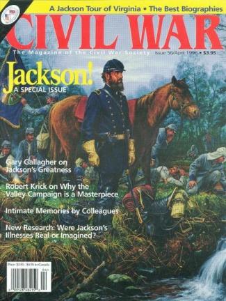 General Stonewall Jackson (Image1)
