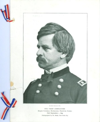 1906 Program, Society of the Nineteenth Army Corps  (Image1)