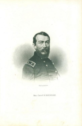 General Philip H. Sheridan