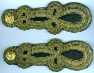 Pair of United States Navy Shoulder Knots (Image1)