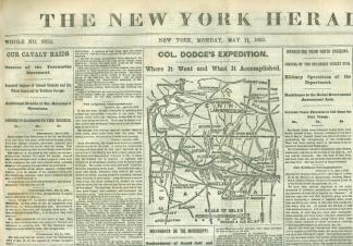 The New York Herald, May 11, 1863 (Image1)