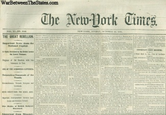 The New York Times, October 20, 1861