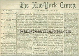 The New York Times, April 16, 1863