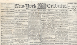 new york tribune