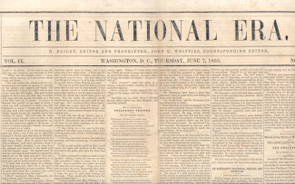 The National Era, June 7, 1855 (Image1)