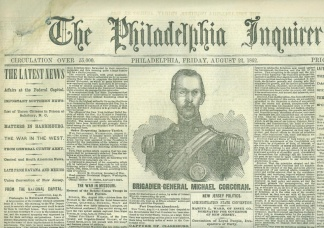 The Philadelphia Inquirer, August 22, 1862