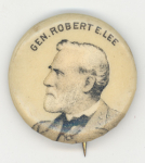 Click here to enlarge image and see more about item Mem2476: General Robert E. Lee Lapel Pin